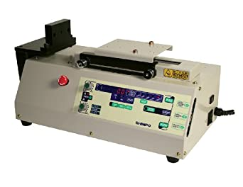 Shimpo FGS-100PXL Horizontal Programmable Motorized Test Stand with LED Display, 110lbs Capacity, 0.19 - 4.72 inch/min Travel speed, 115VAC