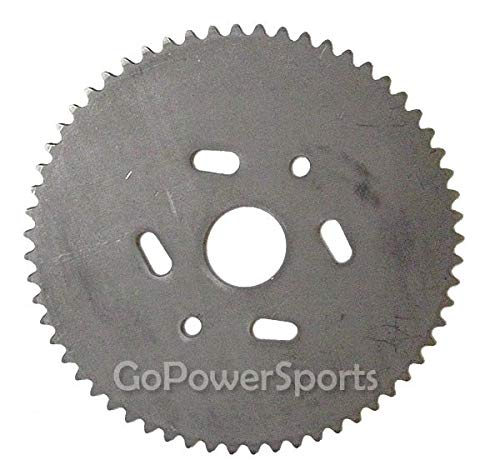 Tooth Drive 60 Sprocket - W.A.O.GO CART / MINI BIKE SPROCKET..72 TOOTH / # 35 CHAIN