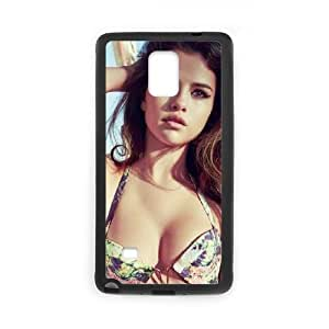 zZzZzZ Selena Gomez Shell Phone For Samsung Galaxy Note 4 Cell Phone Case