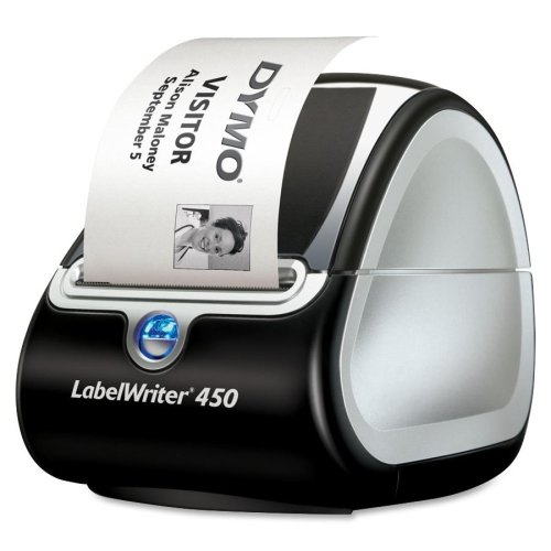 Sanford - Dymo Labelwriter 450 Label Printer Monochrome Direct Thermal Roll (5.9 Cm) Up To 51 Labels/Min Usb ''Product Category: Peripherals/Label Printers/Makers'' by DYMO (Image #1)