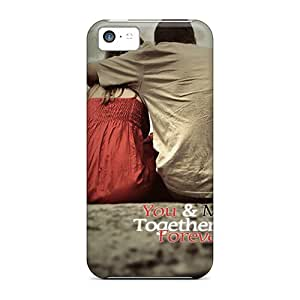 Iphone 5c Case Cover Skin : Premium High Quality You And Me Case