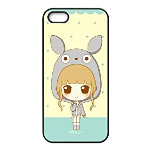 Lovely girls For iPhone 5, 5S Csaes phone Case THQ139162