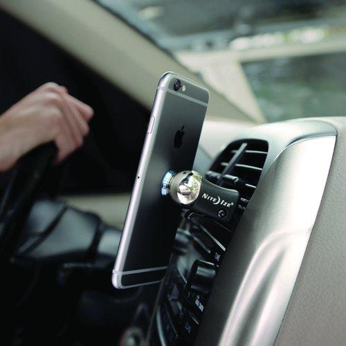 Nite Ize Original Steelie Vent Mount Kit-  Magnetic  Car Vent Mount for Smartphones by Nite Ize (Image #3)'