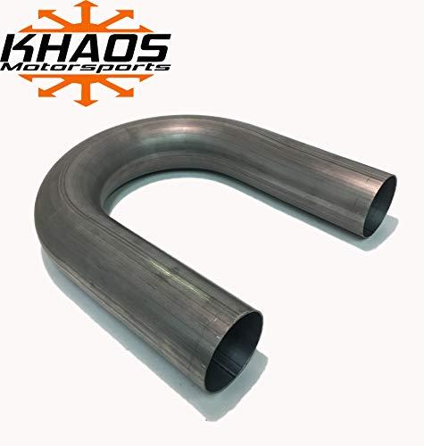 Mandrel Exhaust Degree Tubing 180 - 3