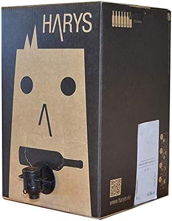 HARYS. Vino tinto en bag in box. Somontano (10L)