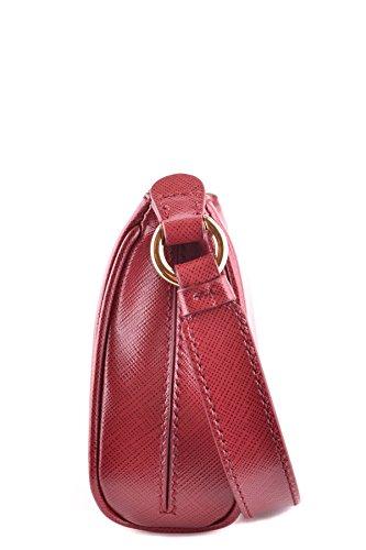Salvatore Ferragamo Borsa A Spalla Donna MCBI367012O Pelle Bordeaux
