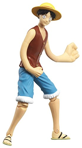 Abysse SMIFIG011 Obyz One-Piece Monkey D. Luffy Action Figure, 5