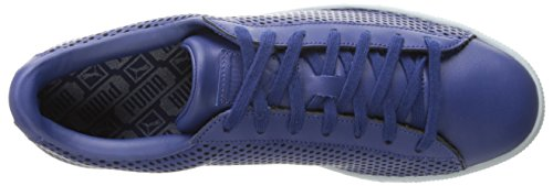 Cestino da uomo Classic Summer Shade Fashion Sneaker, Twilight Blue, 7 M US