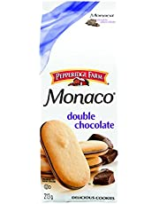 Pepperidge Farm Monaco Double Chocolate Cookies, 213 g