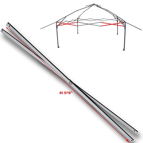 For Coleman New Style 13' x 13' Shelter Canopy Gazebo SIDE T