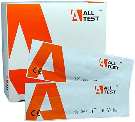 5Kits de prueba de drogas Cannabis precisa Cannabis Drug Tests para hasta 30días 5Individual alta precisión Cannabis Drug Tests Kits CE0123Pro precisión tiras