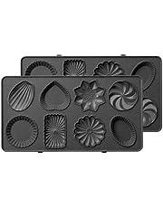 Bruno Bruno Hot Sand Maker Petit Gateau Plate for Electric Double BOE044-GATEAU
