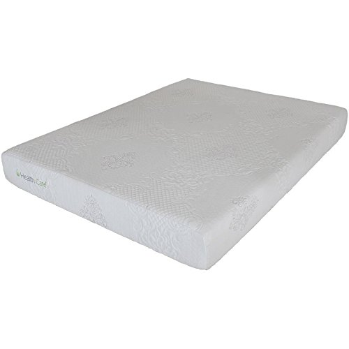 Health Care 8'' Premier Queen Mattress by Healthcare Sleep Products