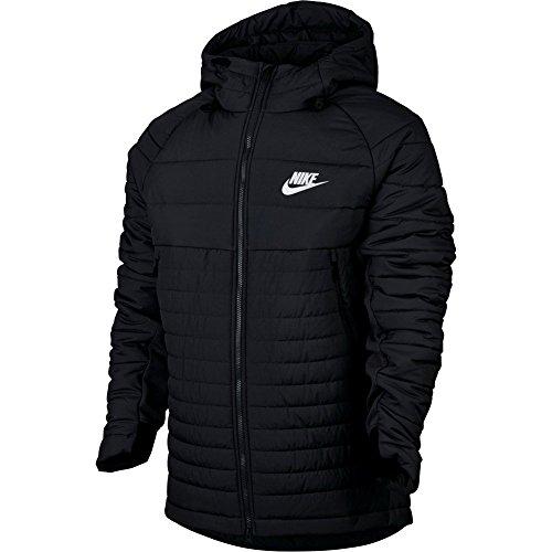 Giacca Nike – Sportswear Advance 15 Syn Fill nero/bianco formato: L (Large)
