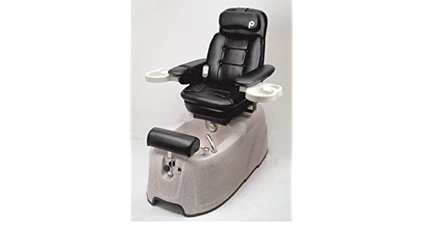 Amazon.com: Pibbs Tuscany Pipeless Pedicure Spa Black Model ...