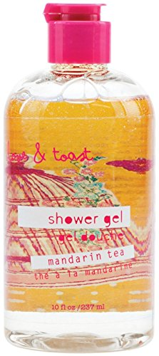Mandarin Rose Body Wash - 2