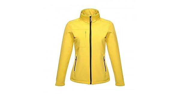 REGATTA OCTAGON II Ladies Soft Shell Jacket Many Colours Waterproof Shaped