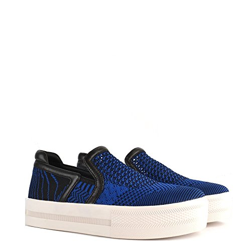 Noir Saphir Ash Mujer Saphir et Azul Jeday Negro Zapatos Zapatillas xxHR6Iq