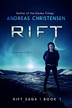 RIFT Rift Saga Book 1 ebook product image