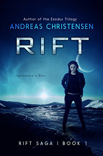 RIFT (The Rift Saga Book 1) by [Christensen, Andreas]