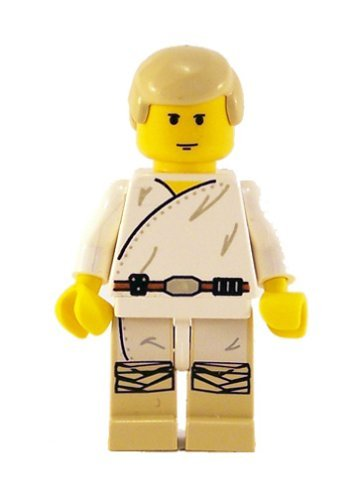 Luke Costume Tatooine (Luke Skywalker (Tatooine) - Lego Star Wars 2)