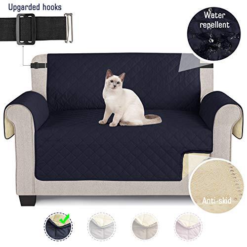 🥇 TAOCOCO Funda de sofá Impermeable Funda de cojín de protección para Mascotas Funda de sofá antisuciedad