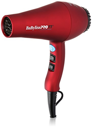 BaByliss ProTT 3000 Dryer, Red - 41 qV8gHdoL - BaByliss ProTT 3000 Dryer, Red