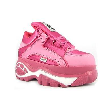 the latest 728fe e48b4 Buffalo , Herren Sneaker, Rosa - rose - Größe: 45 EU: Amazon ...