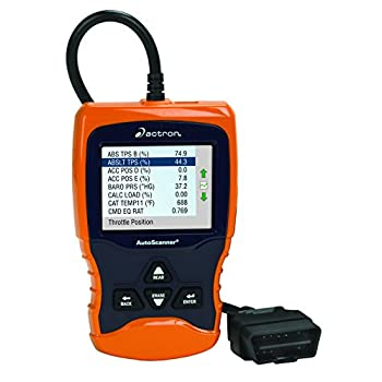 Image of Code Readers & Scan Tools Actron CP9670 Auto Scanner Trilingual OBD II