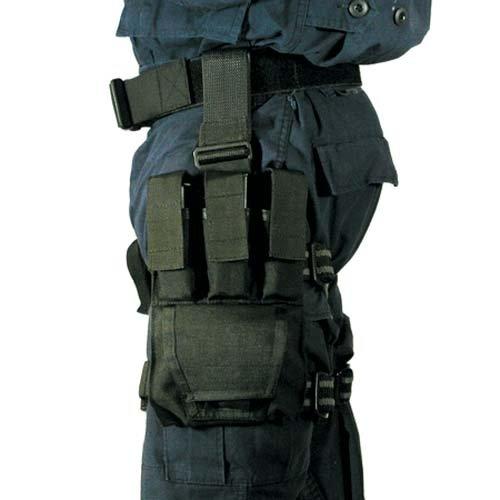 - BLACKHAWK! Omega Elite Triple Pistol/Double Cuff Pouch