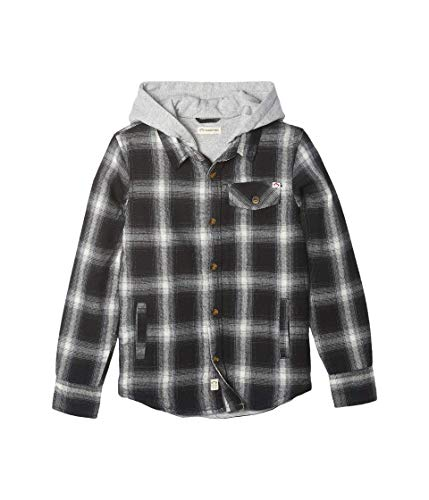 Appaman Kids Boy's Glen Hooded Shirt (Toddler/Little Kids/Big Kids)