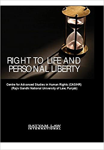 RIGHT TO LIFE IN INDIA EBOOK