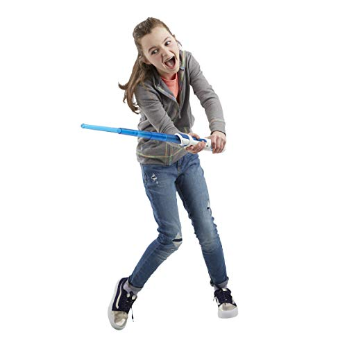 41 qYnOsj0L - Star Wars Scream Saber Lightsaber Toy, Record Your Own Inventive Lightsaber Sounds & Pretend to Battle, for Kids Roleplay Ages 4 & Up