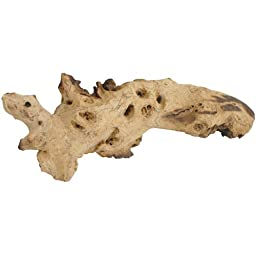 Mopani Wood Ornament for Aquariums