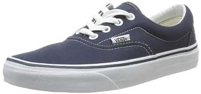 Vans Era - Zapatillas de skate unisex, color azul (blau navy), talla 35