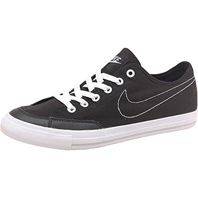 Nike Herren Go Leinenschuhe Schwarz: : Schuhe