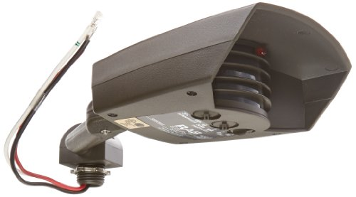 RAB Lighting STL110 Stealth 110 Sensor, 110 Degrees View Detection, 1000W Power, 120V, Bronze Color