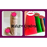 "Mature Content - Penis Soap - Bachelorette Party - Gag Gift - 3-D PENIS - Almost 5"" Tall - Party Favor Mature Content You Choose Color and Scent - FREE SHIPPING"