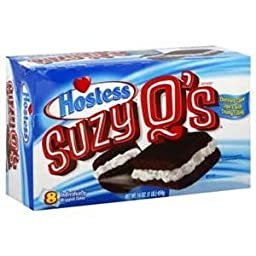 Hostess Suzy Q Cakes Amazon Com Grocery Amp Gourmet Food