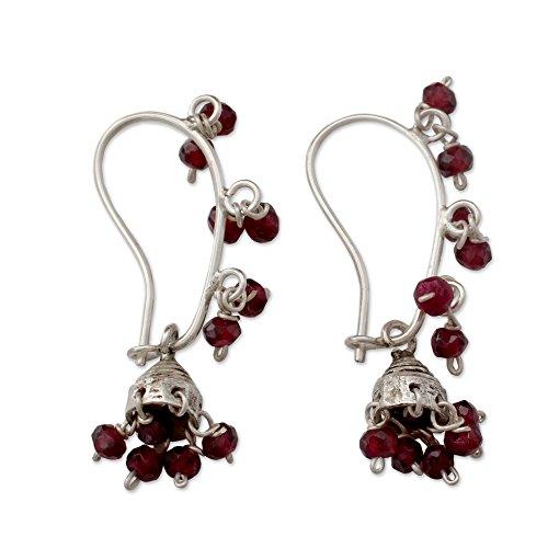 novica-garnet-925-sterling-silver-chandelier-earrings-music