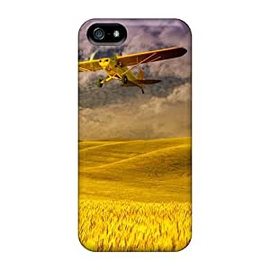Fashionable Style Case Cover Skin For Iphone 5/5s- Flying Free