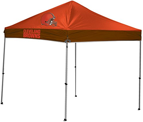 (Rawlings NFL Instant Pop-Up Canopy Tent with Carrying Case, 9x9)