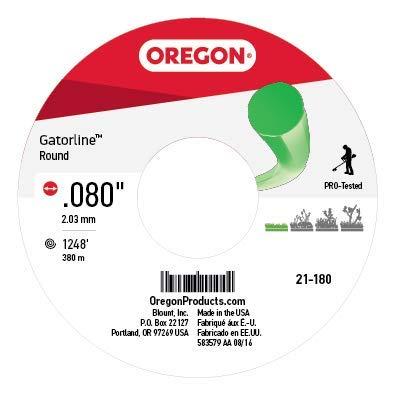 Oregon 21-180 Round Gatorline.080'', 3lb