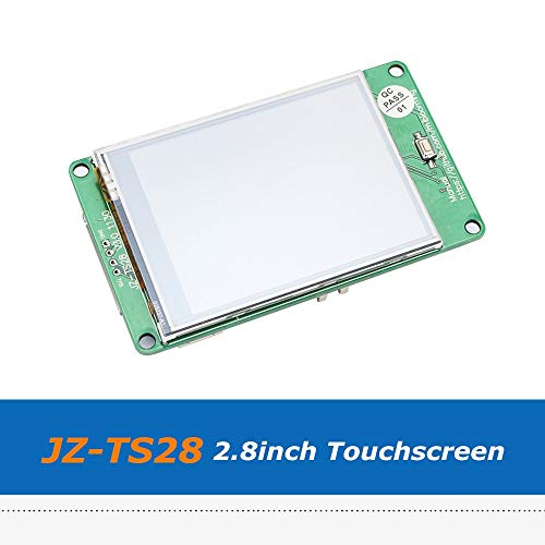 Zamtac 1pc 3D Printer Parts JZ-TS28 2.8inch Full Color Touch Screen Board Compatible with Ramps1.4 MKS Board by GIMAX (Image #4)