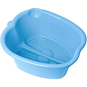 Amazon Com Dreshah Xlarge Blue Foot Bath Tub Thick