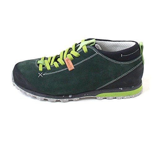 Aku 506/001Mujer con cordones Grün (Green)