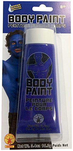 Rubie's Costume CO Men's Body Paint, Blue, One Size