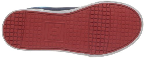 DC Shoes Bristol Canvas B Shoe Br - Zapatillas de Deporte niño Varios colores (Mehrfarbig (BLUE/RED))