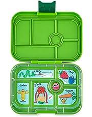 Yumbox Original Bento Box - 6 Compartment - Go Green