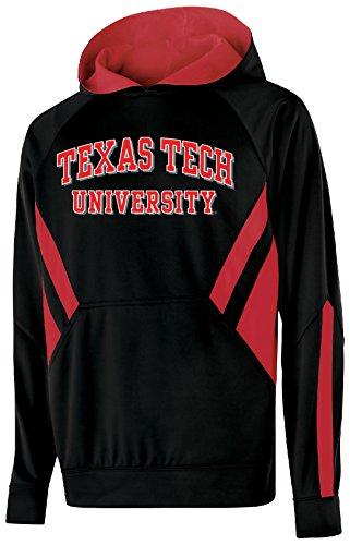 NCAA Texas Tech Red Raiders Adult Men Argon Hoodie XX-Large
